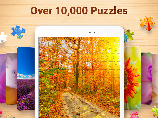 Jigsaw Puzzles - Puzzle Game modavailable screenshots 10