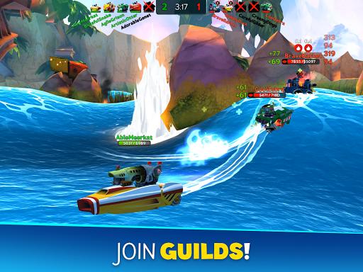 Battle Bay 4.9.0 screenshots 17
