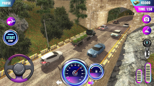 American Truck Driver Simulator- Cargo Truck Game  screenshots 13