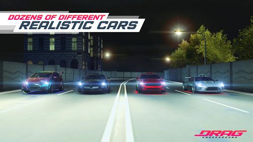 Drag Racing: Underground City Racers apkdebit screenshots 5
