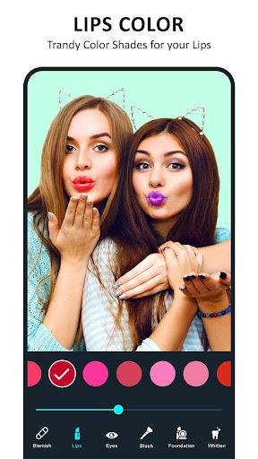 Beauty Makeup Camera - Selfie Beauty Photo Editor screenshots 6