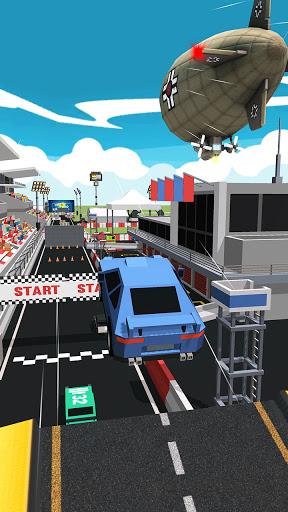 Mega Car Jumps - Ramp Stunts 2021 Latest screenshots 1