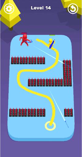 draw clash: one man army 3d screenshot 3