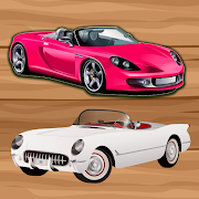 Cars puzzles for boys games for kids