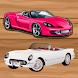 子供のための男の子のゲームのための車のパズル - Androidアプリ