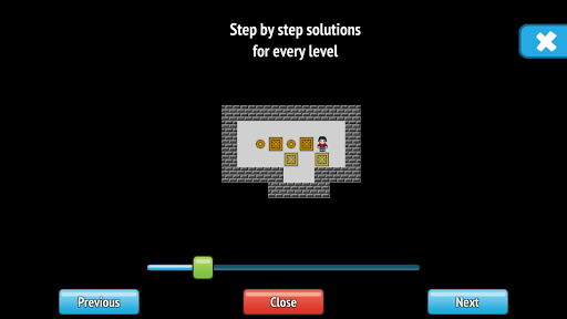 Push The Box - Puzzle Game apkpoly screenshots 12