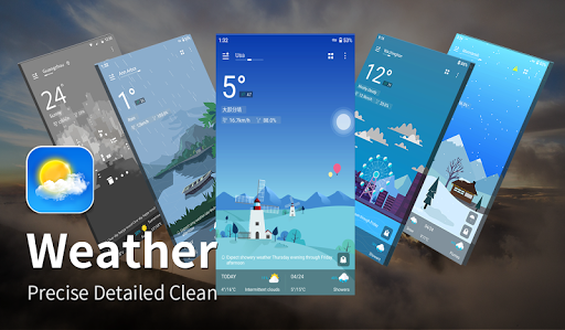 Weather Forecast - Live Weather Alert & Widget 1.13 Screenshots 1