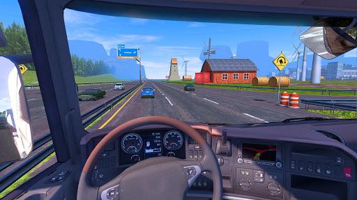 Oil Tanker Transporter Truck Simulator  screenshots 3