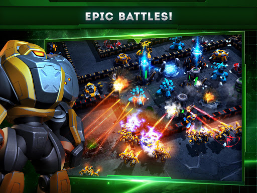Galaxy Control: 3D strategy 34.17.89 screenshots 1