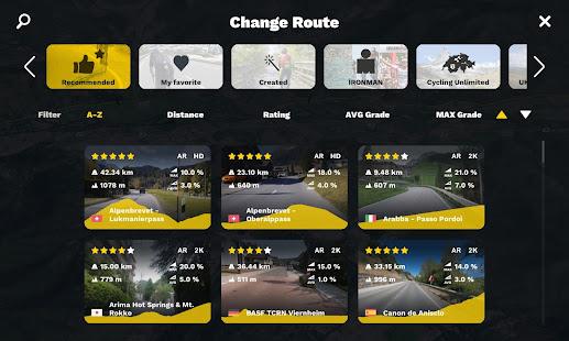 ROUVY AR 1.6.6 Screenshots 22