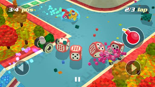 Pixel Car Racing - Voxel Destruction 1.1.2 screenshots 3