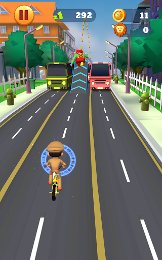 Little Singham Cycle Race 1.1.173 screenshots 13