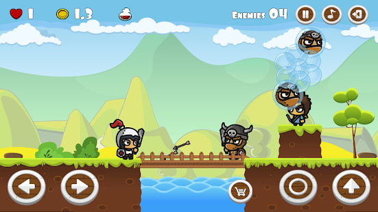Bubble Hero Screenshot