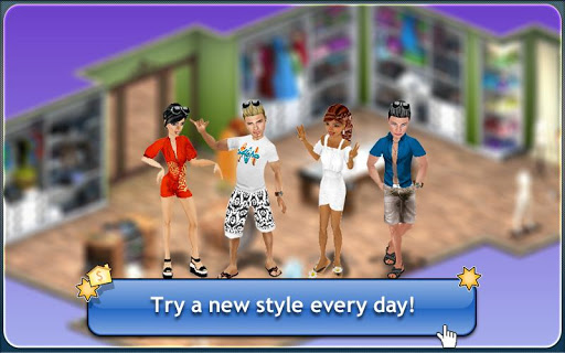 Smeet 3D Social Game Chat 100.01.993 screenshots 7