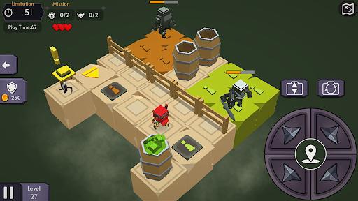 IndiBoy - A treasure hunter Dungeon Quest screenshots 1