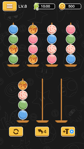 Ball Sort 2020 - Lucky & Addicting Puzzle Game 1.0.10 screenshots 1