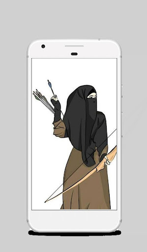 Niqab Wallpaper screenshots 1
