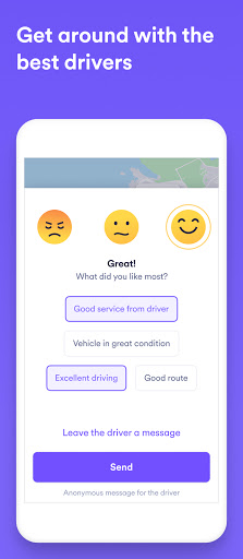 Cabify modavailable screenshots 4