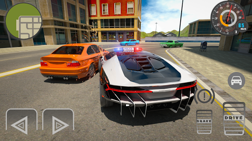 Police Chase Real Cop Driver 3d 1.5 screenshots 6