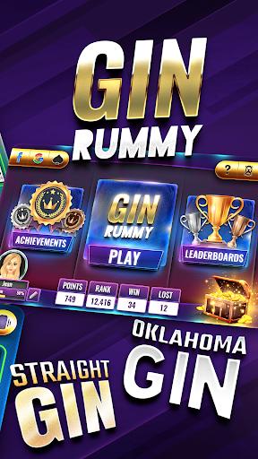 Gin Rummy 2.5.0 screenshots 2