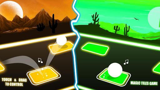 Magic Tiles Hop Ball 3d 1.8 screenshots 5