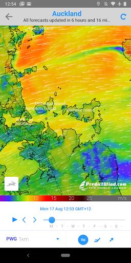 PredictWind - Marine Forecasts  screenshots 2