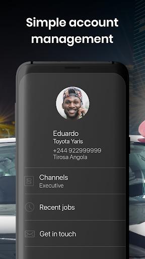 TIROSA Driver app