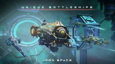 Iron Space: Real-time Spaceship Team Battlesのおすすめ画像1