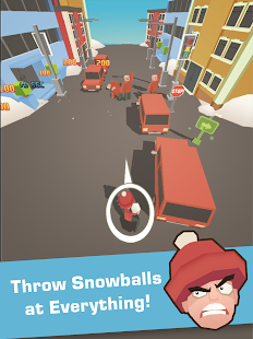 SnowSmash Screenshot
