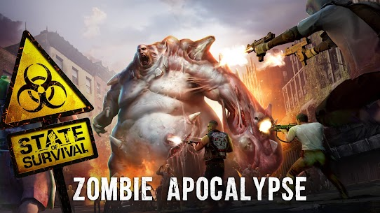 State of Survival APK, State of Survival Zombie War MOD APKPUKE FULL DOWNLOAD ***NEW 2021*** 1
