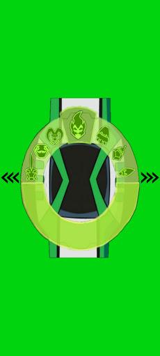 Omnitrix Simulator 2D screenshots 21