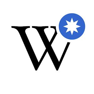 Wikipedia Beta 2.7.50359beta20210513 by Wikimedia Foundation logo