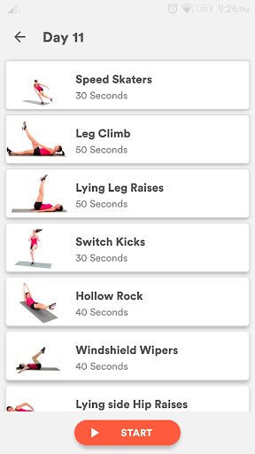 Foto do Home Workouts - Lose Weight in less than 5 weeks.