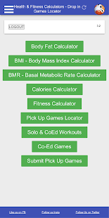 Djamga PRO: Pick Up Games Nearby, Fitness, Workout Screenshot