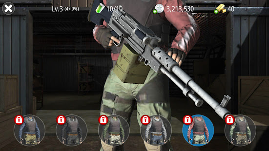 Image For Dead Fire: Zombie shooting Versi 1.3.3.7 6