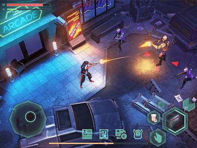 Cyberika: Action Adventure Cyberpunk RPG 9