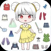 Vlinder Doll 2 - dress up games, avatar maker