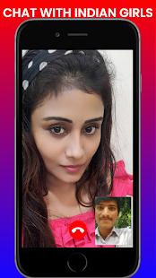 Hot Indian Girls Video Chat- Random Video chat 1.0 screenshots 1