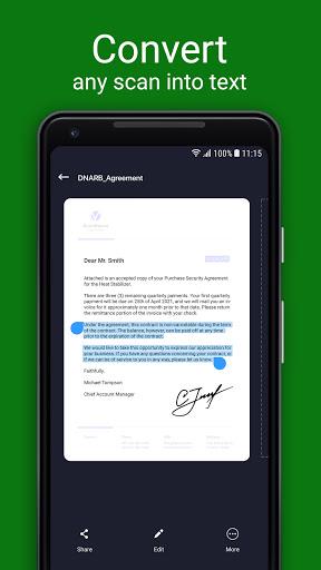 Scan Hero: Document to PDF Scanner App  Paidproapk.com 3