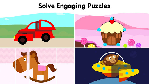 Baby Learning Games for 2, 3, 4 Year Old Toddlers 1.0 screenshots 2