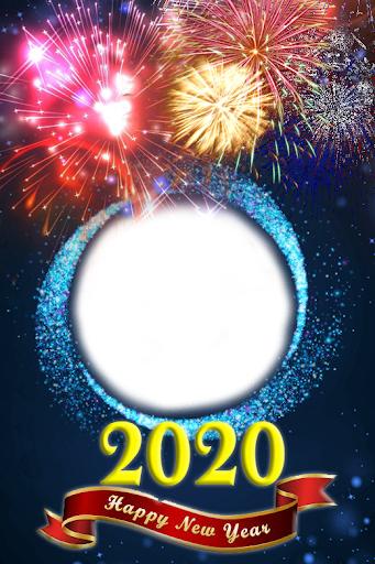 Happy New Year 2021 Photo Frames 1.0 Screenshots 5