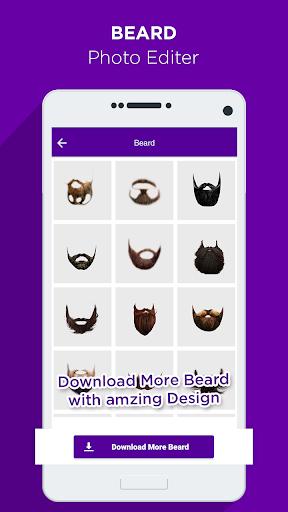 Beard Photo Editor 7.0 screenshots 2