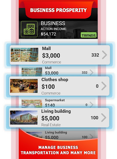 Tycoon Business Game u2013 Empire & Business Simulator 4.1 screenshots 3