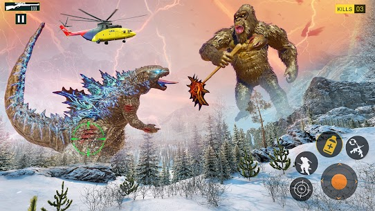 Deadly Dinosaur Hunter Simulator 2021 Apk Download 3
