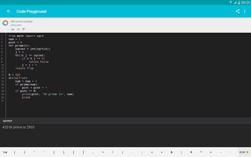 Learn Python  Screenshots 11
