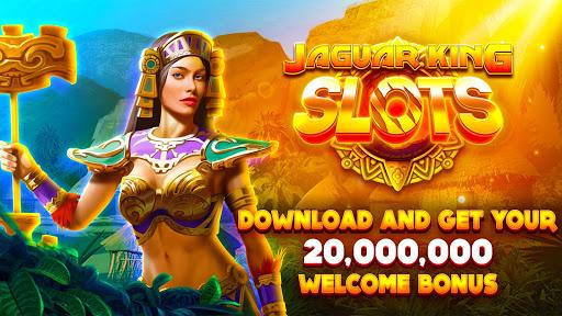 Slots Jaguar King Casino - FREE Vegas Slot Machine 1.54.5 screenshots 1