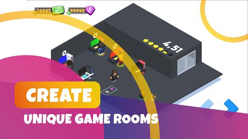 Game Studio Creator - Build your own internet cafe  screenshots 19