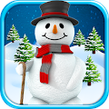 Snowman Maker FREE - Make Snowmen Christmas Game APK