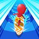 ウォーターレース3D:水と音楽のゲーム