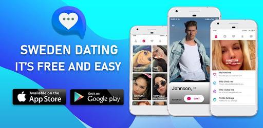 dating apps în suedia